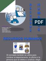 recursoso humanos