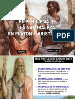Problema de La Fisis en Platon y Aristoteles