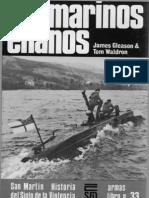 San Martin Libro Armas 33 Submarinos Enanos