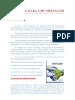Blog El Futuro de Administracion