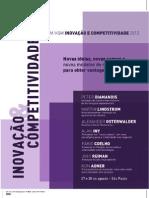 FÓRUM HSM INOVAÇÃO E COMPETIVIDADE  2013