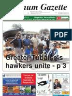 Platinum Gazette 12 July 2013