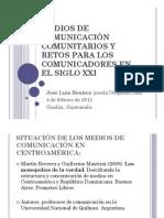 Medioscomunitarios Guatemala