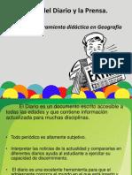 Uso Del Diario Prensa
