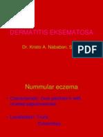 Dermatitis Eksematosa_dr. Kristo a. Nababan, Sp. KK
