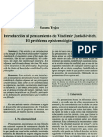 Introducciòn al pensamiento de Vladimir Jankèlèvitch. El problema epistemològico.pdf