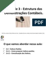 EstruturaeAnalisedasDemonstracoesContabeis X