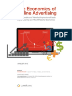 The Economics of Online Advertising _August 2012.