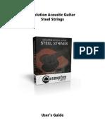 Steel Strings - User's Guide