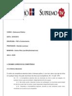 Defensoria Noite Aula 27 Processo Civil - TGP e Conhecimento 4