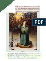 Sfantul Serafim de La Virita