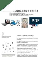 Comunicación + Diseño