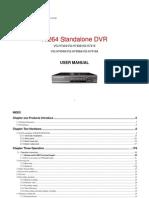 752 74 Series DVR Manual Eng v11.4.1