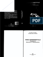Fisica Sperimentale Problemi Di Meccanica e Termodinamica Stagira Longhi Osellame Nisoli Politecnico Di Milano
