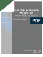 Guia de Electricidad TELMEX