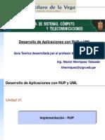 Desarrollo de Aplicaciones Con RUP y UML