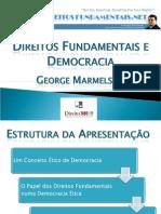 Direitos Fundamentais e Democracia - Direito 2009