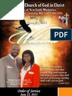 6-23-13 Sunday Program (Final)