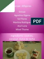 Our Food - Alfajores