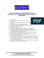 Requisitos Para Las Import Efectos Personales Y-o Vehiculos