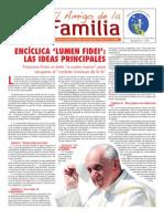 EL AMIGO DE LA FAMILIA domingo 14 de julio de 2013