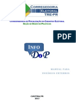 Manual Infodipweb
