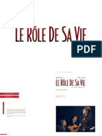 Le Role de Sa Vie pressbook