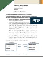 3- Formacion y de Desarrollo de Grupos y Equipos