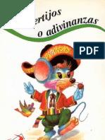 500 acertijos o adivinanzas - Víctor Villegas