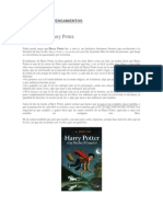 Biblioteca de Pensamientos-harry Potter