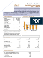 0905_DMCF investors update April 2009