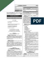 Ley Nº 29062 CARRERA PUBLICA MAGISTERIAL
