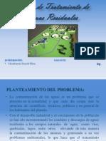 diapositivas PTAR ABASTOS
