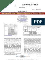 Newsletter Nikel