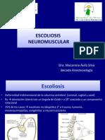 escoliosis neuromuscular
