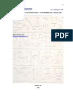 A Linguistica e a Sociolinguistica Numa Perspectiva Brasileira