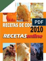 Recetas 2010 (Parte I)