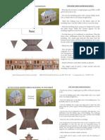 285 Scale Paper Buildings 3