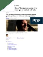 GIORGIO NARDONE La Duda Patologica