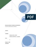 Analisis de Riesgo y Planes de Contingencia
