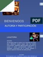Diapositivas de Autoria y Participacion