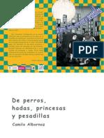 De PERROS - Camilo Albornoz