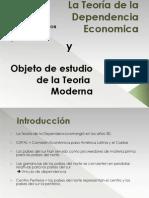 Teoria de La Dependencia Economica UPLA
