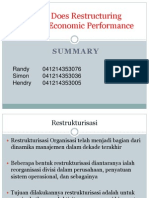 Tugas 1 Restrukturisasi Organisasi Final