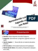 Presentación Congreso Aguascalientes