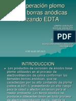 Recuperacion Plomo Desde Borras Plomadas Por EDTA Ppt (2)
