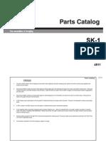 SK-1 Manual de Partes