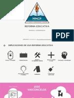 Propuesta Reforma Educativa