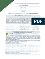 IT Network Engineer - Hospital CV