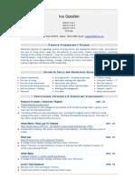 Paddock Stewardship CV